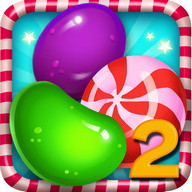 Candy Frenzy 2 - The sequel to this sweet Match 3 game