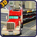 Car Transporter Truck Driver 2