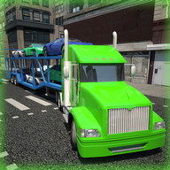 Cargo Transport Driver 3D