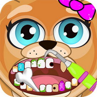 Celebrity Dentist Pets Animal Doctor Fun Kid Games