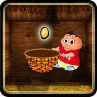 Chicken egg Catcher: Farm Game