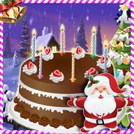 Cake maker christmas games