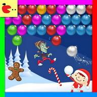 Christmas: Bubble Shooter