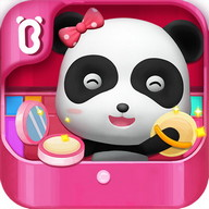 Cleaning Fun - Baby Panda