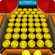 Coin Dozer - Push coins, win prizes, keep pushing coins