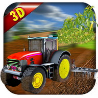 Corn Farming Simulator Tractor