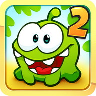 Cut the Rope 2 - Enjoy the new adventures of Om Nom