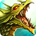 Dragon Warcraft - Defend your castle from dragons and orcs