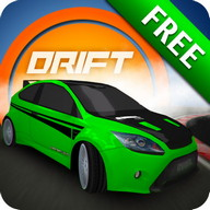 Driftkhana Free Drift Lite - Drift and spin as much as you'd like in this free-style car game
