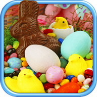 Easter Bunny Basket Maker - Candy & Decorate Game
