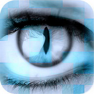 Eye Scanner Simulator