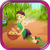 Fairy Flower Girls Games