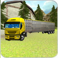 Farm Truck 3D: Cattle