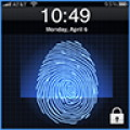 Fingerprint Slide Screen Lock