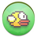 Flappy Bird - Flap your wings and try to fly through the pipes