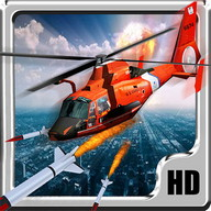Gunship Helicopter Battle
