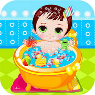 Happy Baby Bathing Games