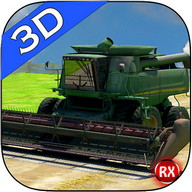 Harvesting 3D Farm Simulator