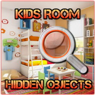Hidden Objects Kids room