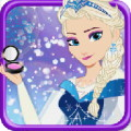 Ice Queen Princess Makeup Spa