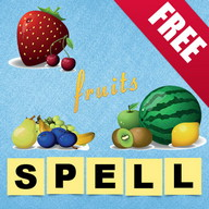 Kids Learn to Spell (Fruits)