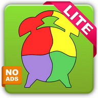 Kids Preschool Puzzles Lite - Kids learn how to play with this game