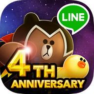 LINE Rangers - Your gang of adorable pets defends itself