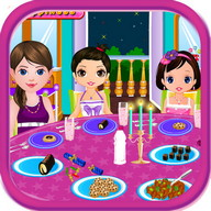 Birthday party girl games