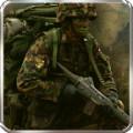 Lone Commando Desert Sniper