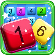 Match 7 Stars - Interesting match-3 game where adding up to 7 is a real challenge