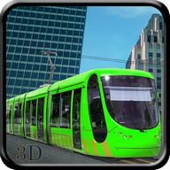 Metro Tram Driver Simulator 3d