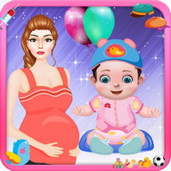 Mommy birth games for girls