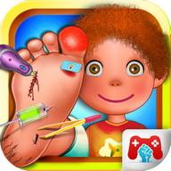 Nail Doctor 2 - Kids Game