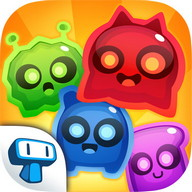 oNomons Journey - Free Match-3 Puzzle Game