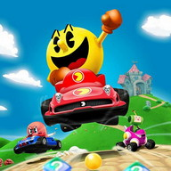 PAC-MAN Kart Rally - Namco Bandai characters take on kart racing