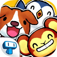 Pet Party - Cute Virtual Animals Game for Kids