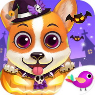 Pet Salon: Halloween