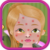 Pimple Trouble Girls Games