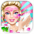Pink Girl Beauty Bath