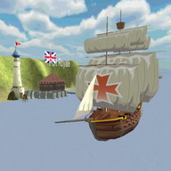 Pirate Sim - Set sail on a pirate adventure from your smartphone or tablet