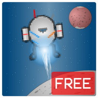 Powered Descent - Space Lander