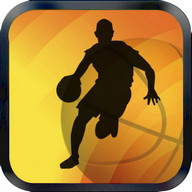 亲篮。三维篮球