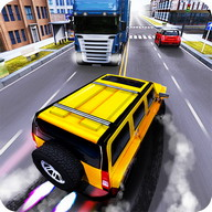 Race the Traffic Nitro - Fly down the highway dodging traffic