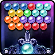 Shoot Bubble Deluxe - Excellent version of the ledgendary Puzzle Bubble