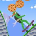 Skater Mutant Turtle