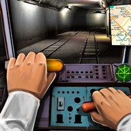 Subway 3D Control Simulator