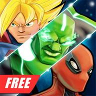 Superhelden Kampfspiele Schattenkampf