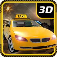 Super Taxi Parking Driver 3D