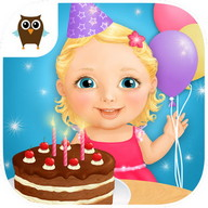 Sweet Baby Girl - Birthday