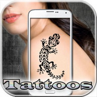 Virtual tattoos